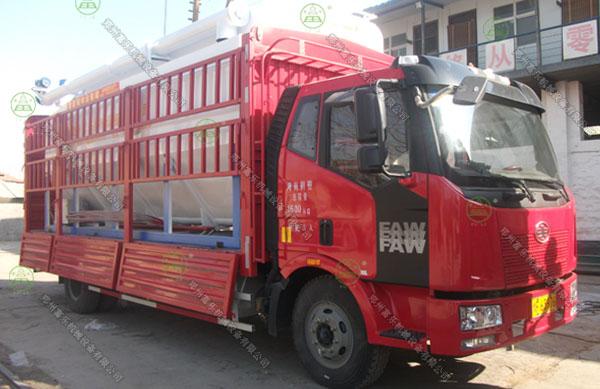 18吨必威体育app官方下载必威体育精装版运输车(安徽客户)