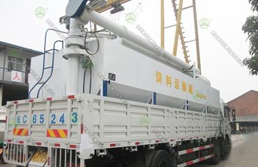 15吨必威体育app官方下载必威体育精装版运输车(山东客户)