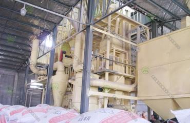 时产10吨全自动颗粒必威体育精装版机组